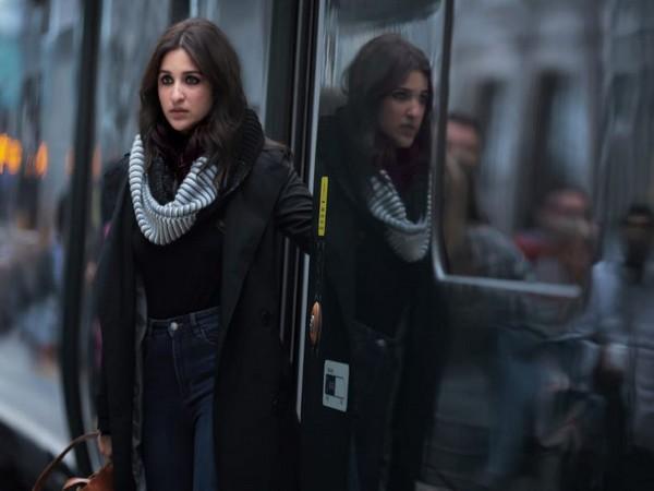 Parineeti Chopra in The Girl on the Train Movie